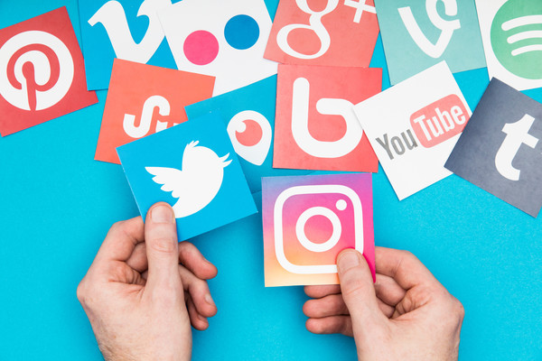 Don't let social media consume you