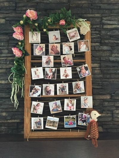Guest Baby Photo Frame