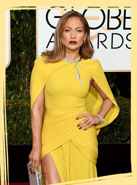 The Most Daring Golden Globe Dresses