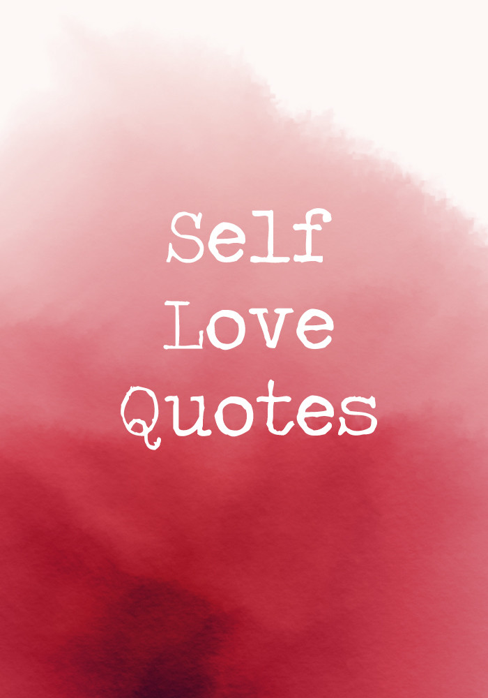 how to start to love yourself
