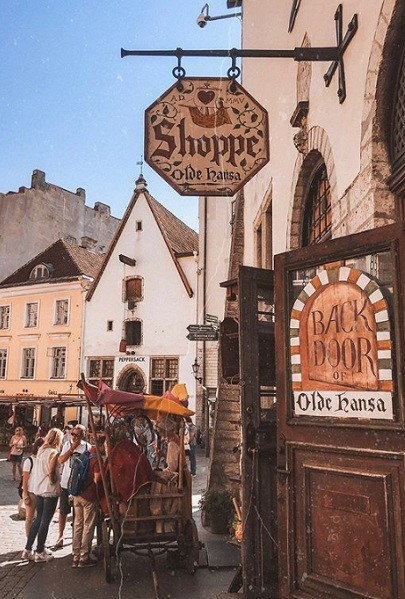 Do The Rick Steves Self Guided Tour