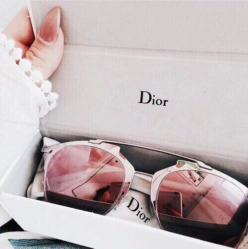 Candy Pink Dior