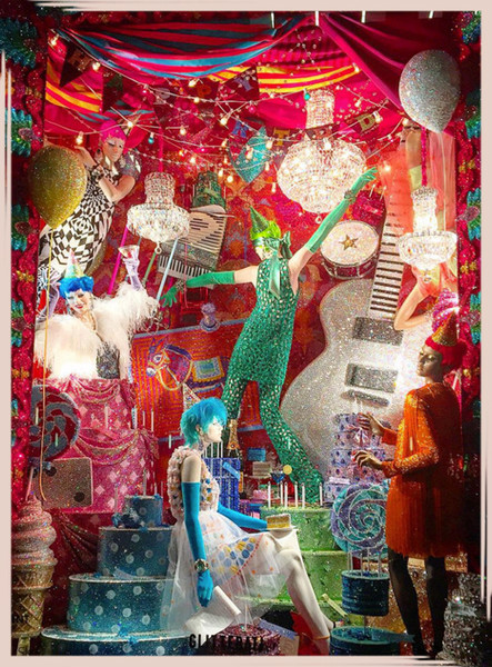 The Best Department Store Holiday Windows From Around the World