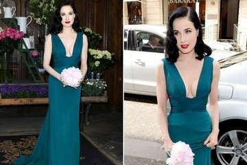 Why it Works: Dita Von Teese