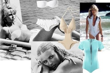 Look Like a Movie Star with This New Swim Collection