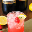 Moscato Honey Bee Cocktail