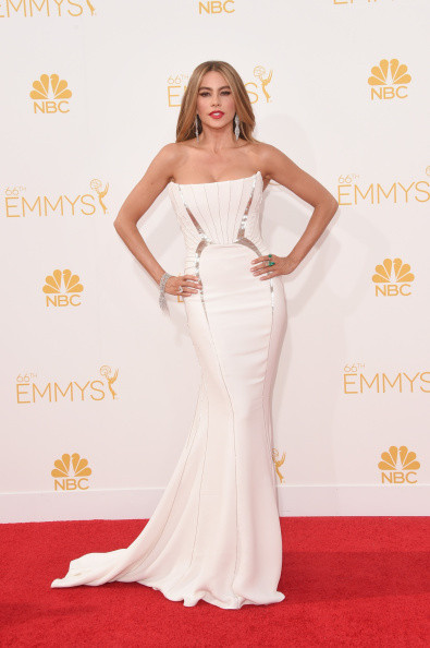 Sofia Vergara 2014 Emmy Awards