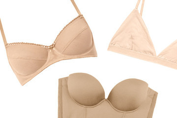 Tuesday Tip: The Surprising Lingerie Colors That Act as Nudes