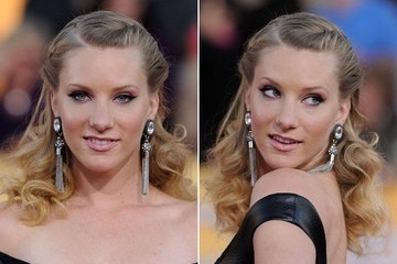 Heather Morris' Twisted and Curled 'Do