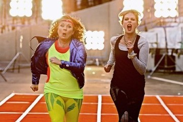 Sneak Peek: Absolutely Fabulous' New Olympics Episode!