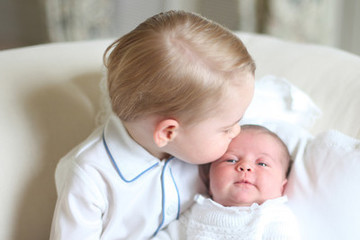The Cutest Photos Of The Royal Children