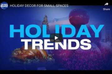 Festive Holiday Decor Ideas For Small Spaces