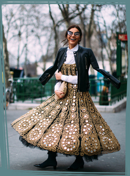 Flawless Street Style Snaps From Paris Fashion Week, Fall 2018