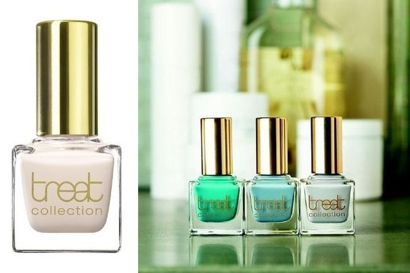 Paint Your Nails Worry-Free With New Polish Brand Treat Collection ...