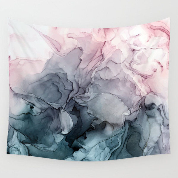 Abstract Painting Wall Tapestry