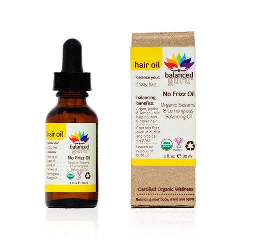 Balanced Guru Hair Oil