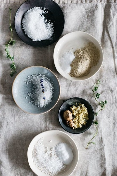 DIY Bath Recipes To Detox And Relax This Season