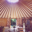 Opt For A Yurt