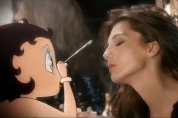 Watch: Betty Boop and Daria Werbowy Star in Lancome's New Mascara Campaign