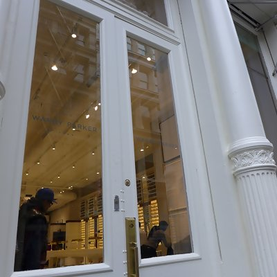 Inside Warby Parker's First-Ever New York City Flagship - Day 1, Hour 1