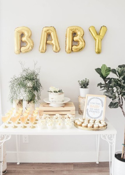 Baby Shower Gifts Johannesburg ~ Simple setups fun baby shower ideas livingly