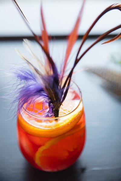 COCKTAILS WITH FLAIR – The Rookery (Chicago)