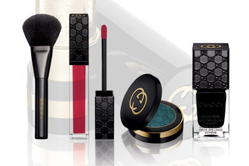 It's Here: Gucci Launches Cosmetics
