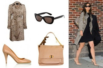 Shop This: Katie Holmes' Fifties Flair