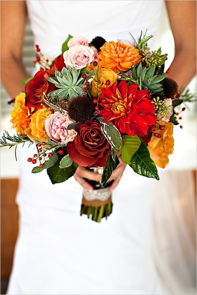 You get to have colors like THESE in your bouquet.