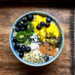 Hemp And Chia Seed Fruit Bowl