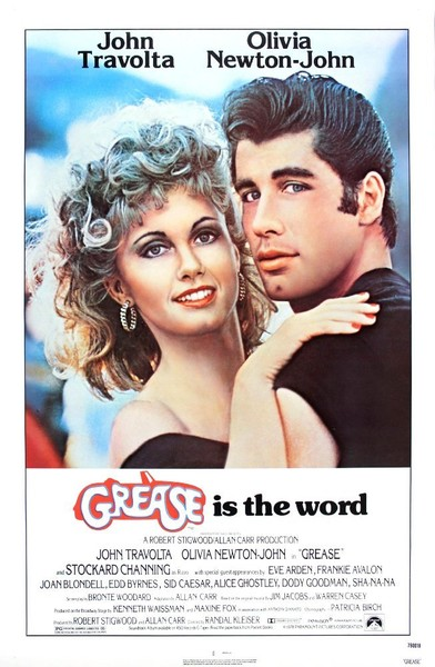 Grease (1978, PG-13)