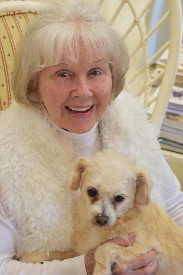 You Have to See This Snapshot of Doris Day On Her 92nd Birthday