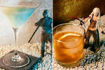 These 'Game of Thrones' Inspired Cocktails Will Slay at Your Watch Party