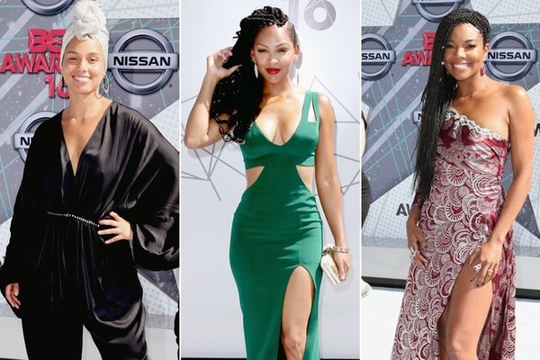 The Best Looks from the 2016 BET Awards