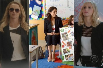 The Black Blazer Beloved By TV Characters