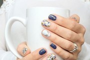 Mix It Up With These Mismatched Nail Designs