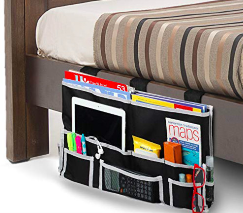 Try A Bed Organizer