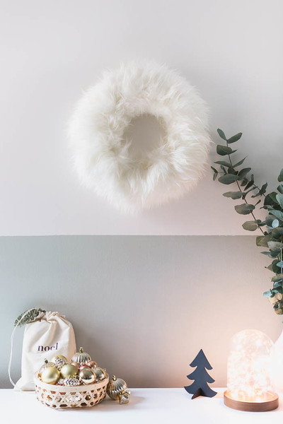 Add Edge With Faux Fur