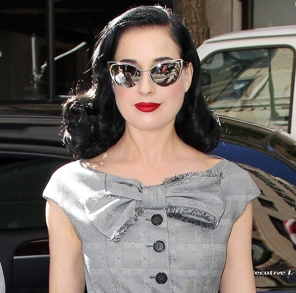 75115f3dff4 The One Thing Dita Von Teese Says You Must Do Before a Date Is ...