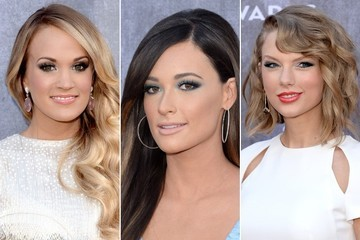 Vote! Who Had The Best Beauty Look At The American Country Music Awards?