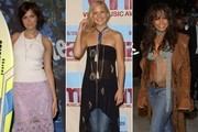 Awesomely Bad Red Carpet Moments from 2002