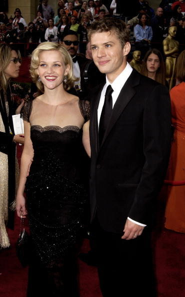 Reese Witherspoon And Ryan Phillippe, 2002