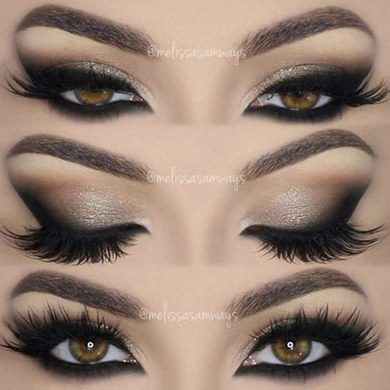 Bedroom eyes smoky eye looks that will change your for Bedroom eyes makeup