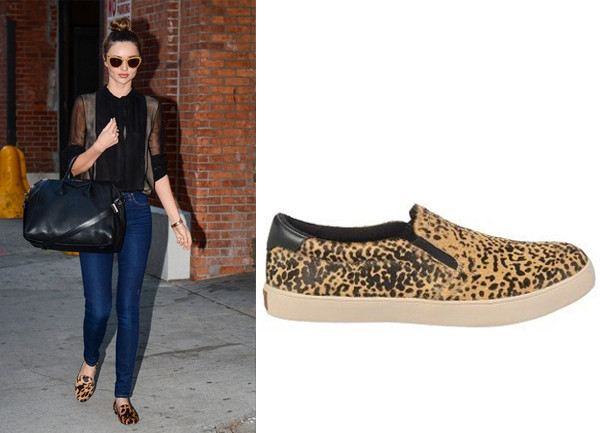 5d040928186a Animal-Print Flats - Comfortable Shoes for Your Work Commute - Livingly