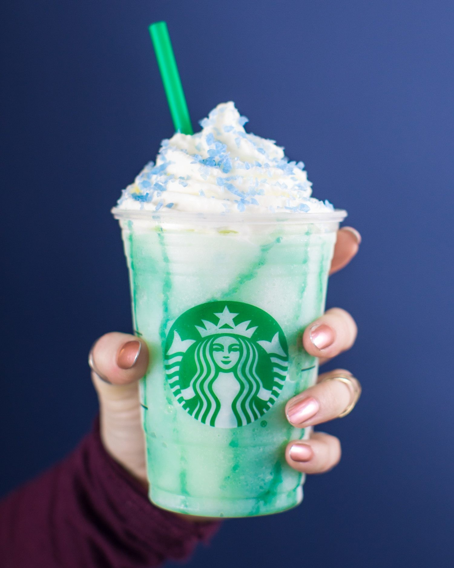 Everything You Need To Know About The New Crystal Ball Frappuccino