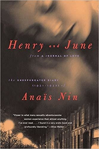 'Henry And June' By Anais Nin
