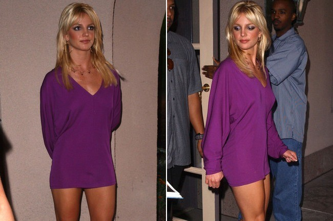 11 Looks in Britney Spears Hair Journey - Styleicons