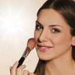 Layer Powder Over Cream Makeup to Make it Last