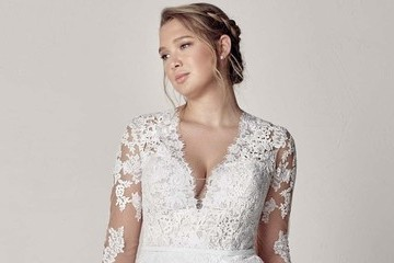 Best Designer Plus Size Wedding Dresses For 2019