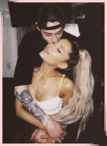 The Cutest Photos Of Ariana Grande And Pete Davidson
